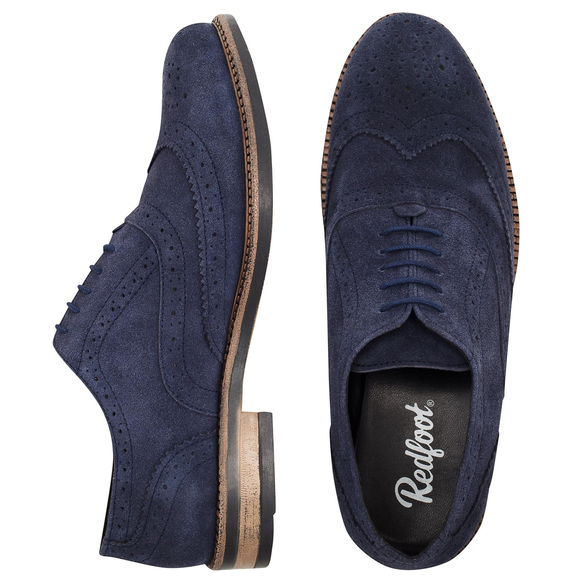 Redfoot Ashwell Navy