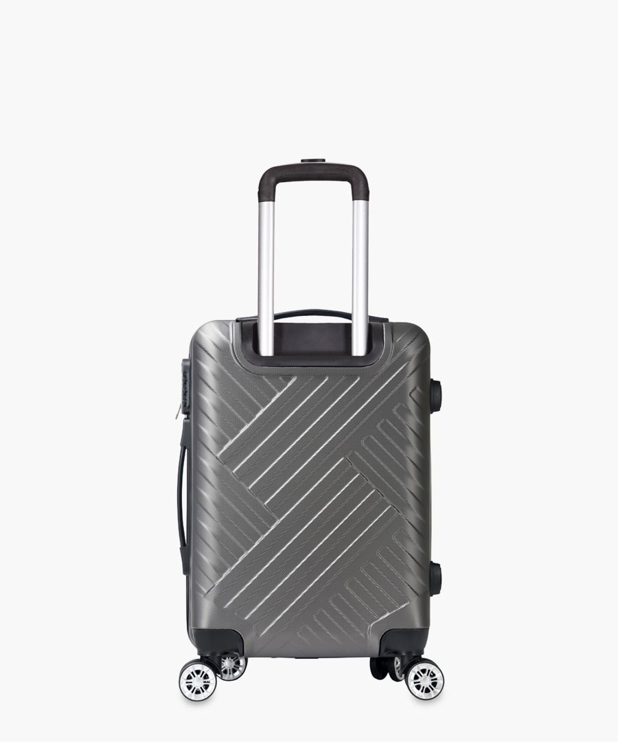 Bagstone black suitcase