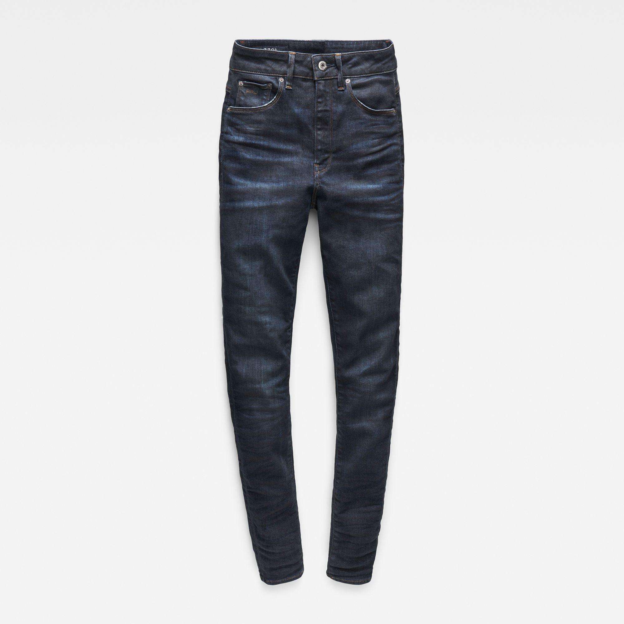 G-Star RAW 3301 Ultra High Waist Skinny Jeans