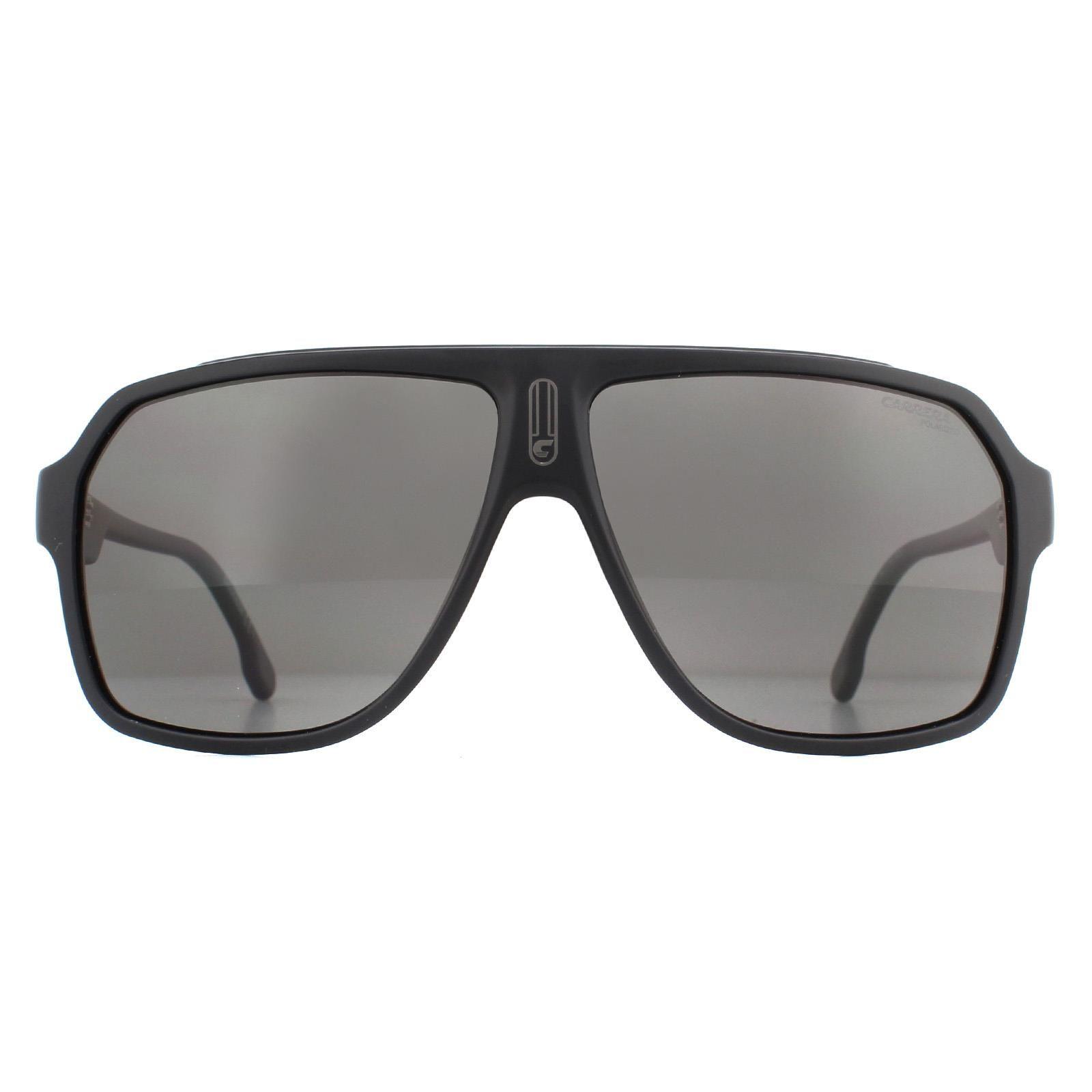 Carrera Sunglasses Carrera 1030/S 003 M9 Matte Black Grey Polarized