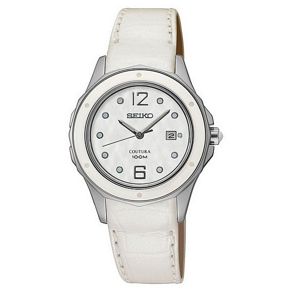 Seiko Womens Watch SXDE (31 mm)