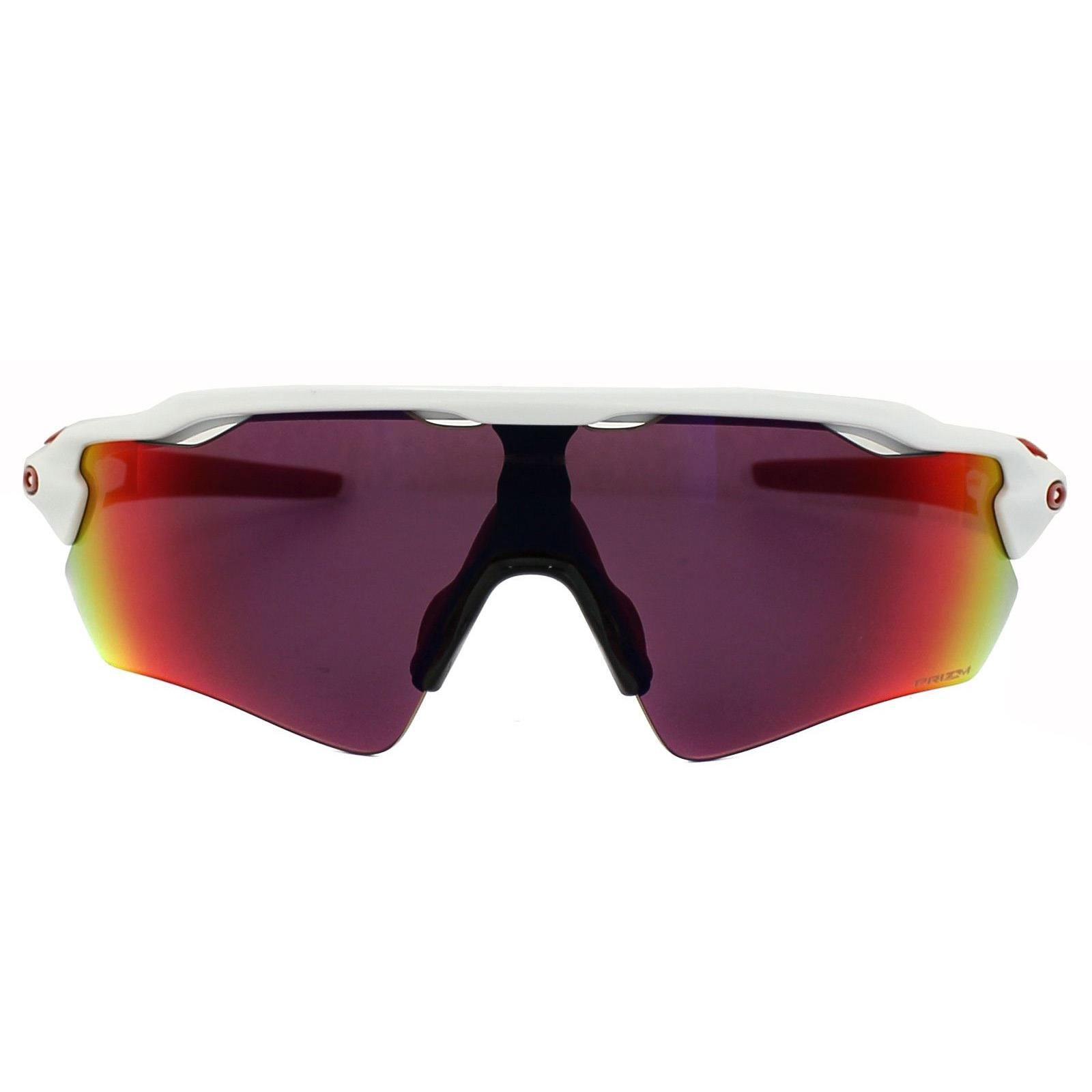 Oakley Sunglasses Radar EV Path OO9208-05 Polished White Prizm Road