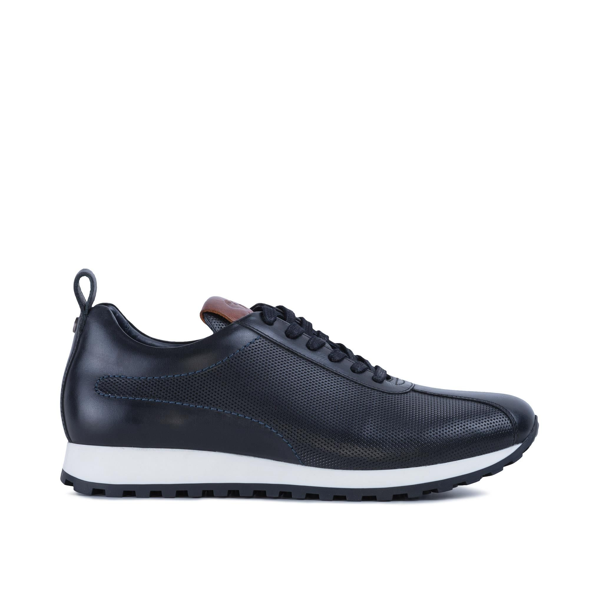 Goodwin Smith Mens Gs Axel Black Trainer