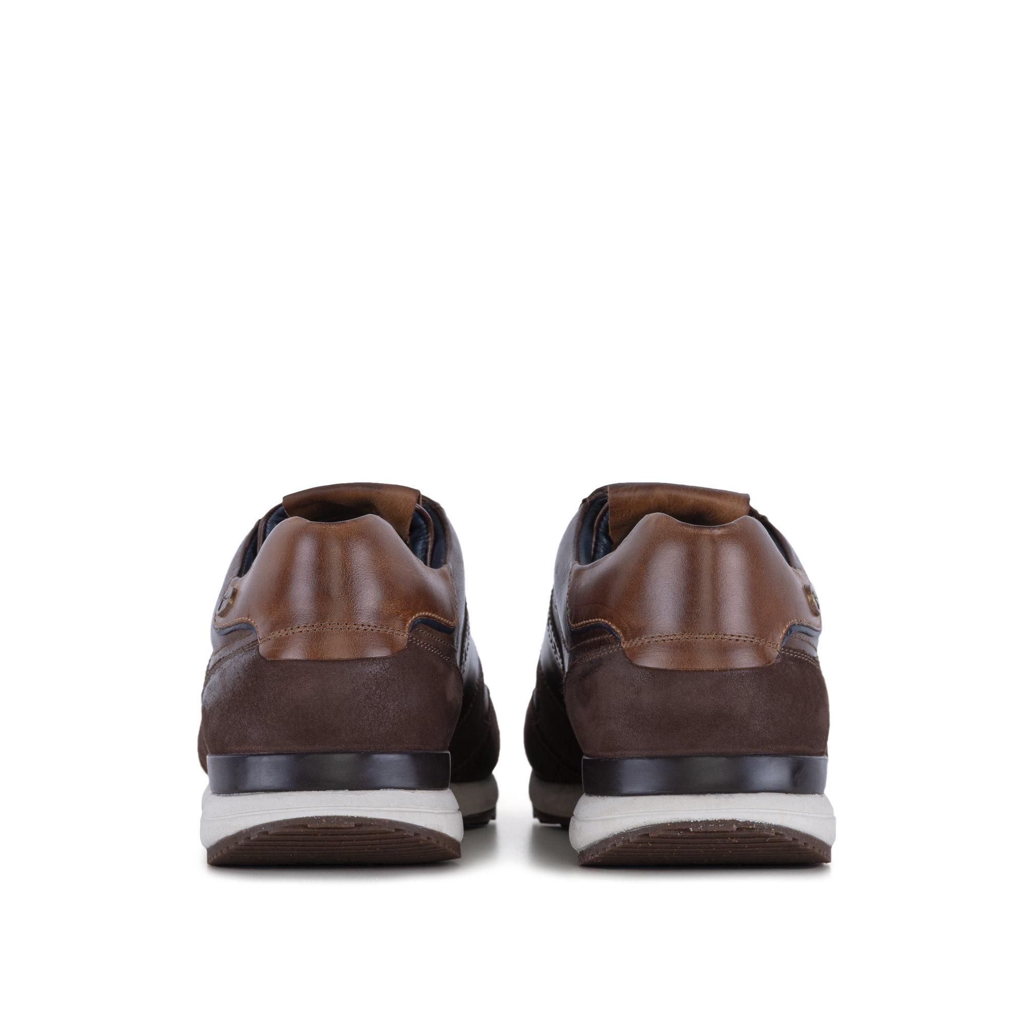 Goodwin Smith Mens Gs Franco Brown Trainer