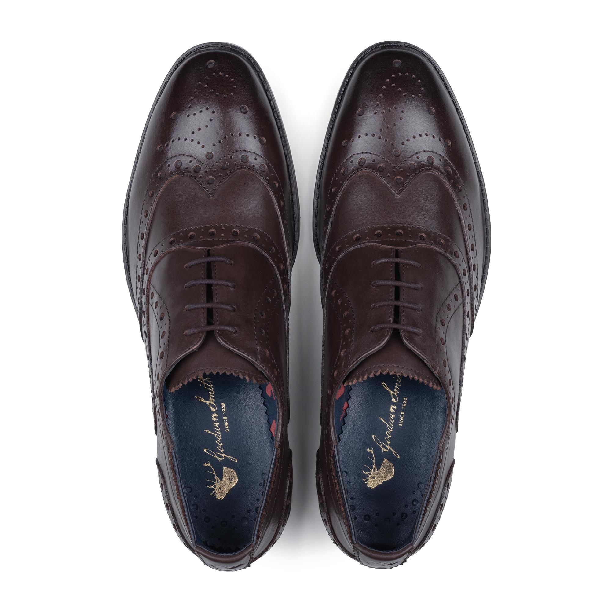Goodwin Smith Mens Gs Oliver Brown Oxford Brogue