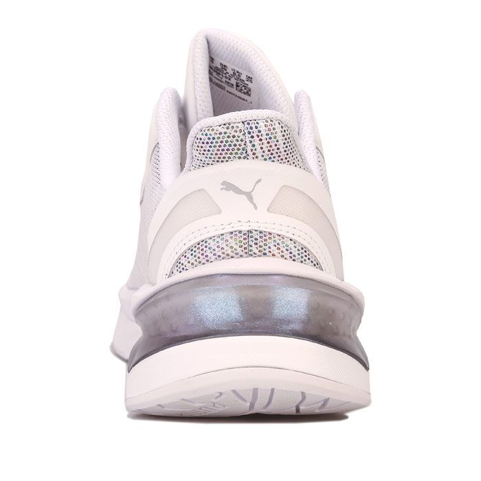 Women's Puma LQDCELL Shatter XT Luster Trainers in White