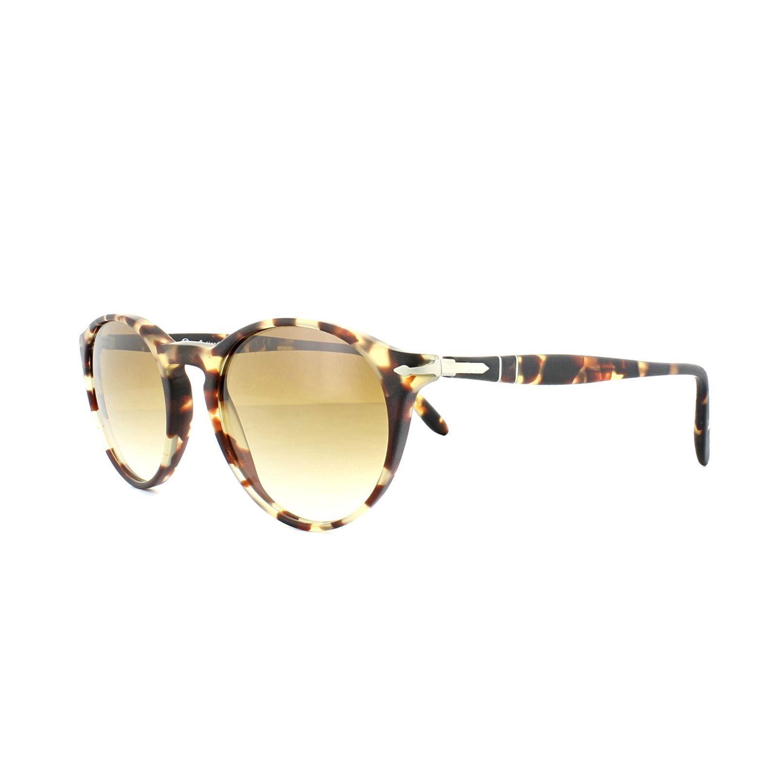 Persol Sunglasses 3092SM 900551 Tabacco Virginia Antique Brown Gradient