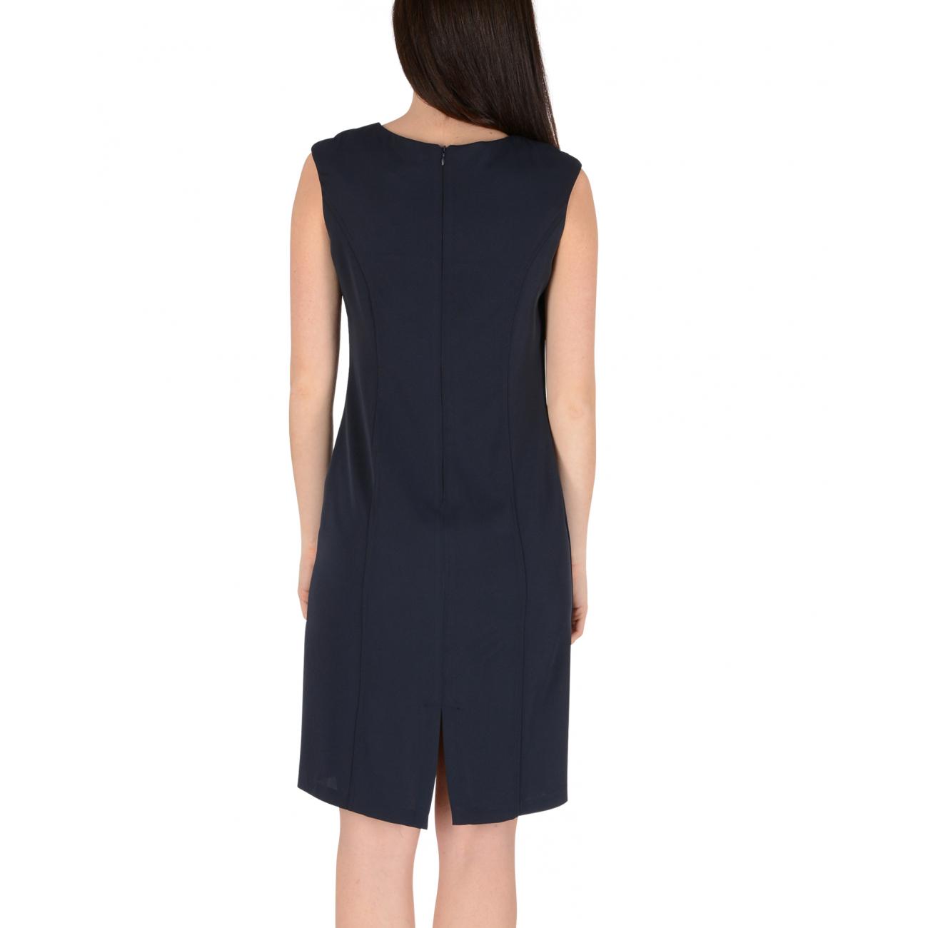19V69 Italia Womens Dress Blue ABITO PARIGI BLU