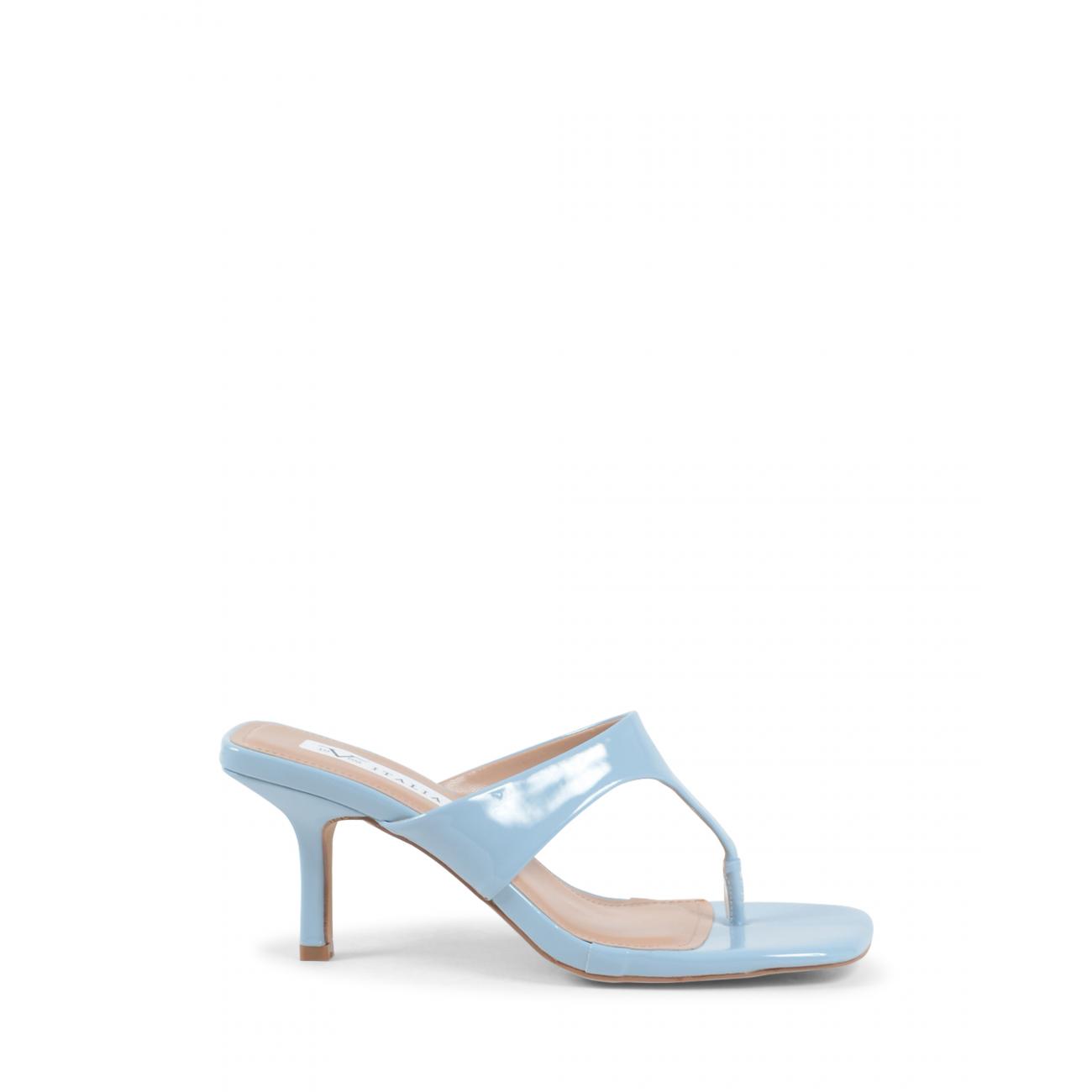 19V69 Italia Women's Mule Sandal Blue V81819 BLUE