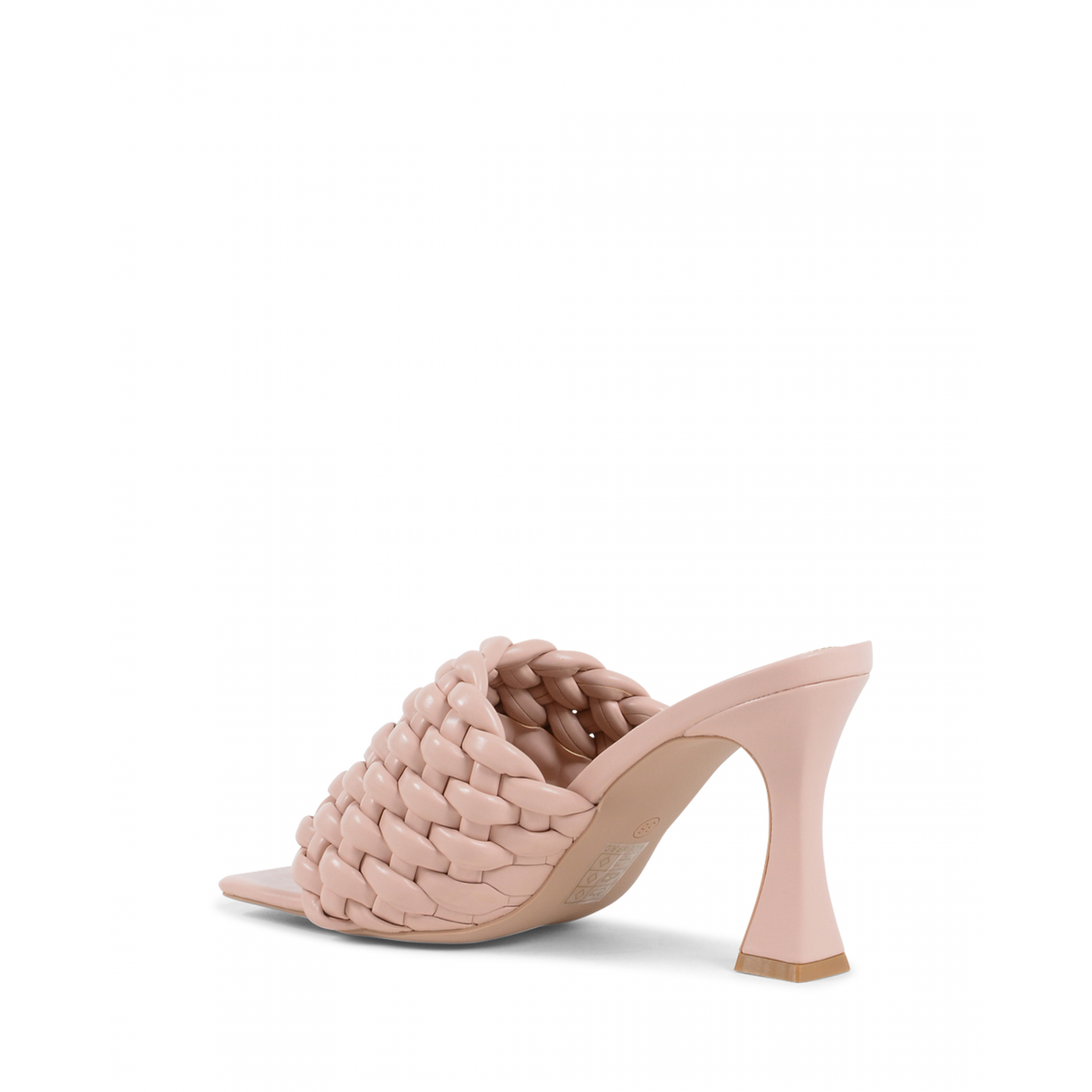19V69 Italia Women's Mule Sandal Pink V8185 PINK