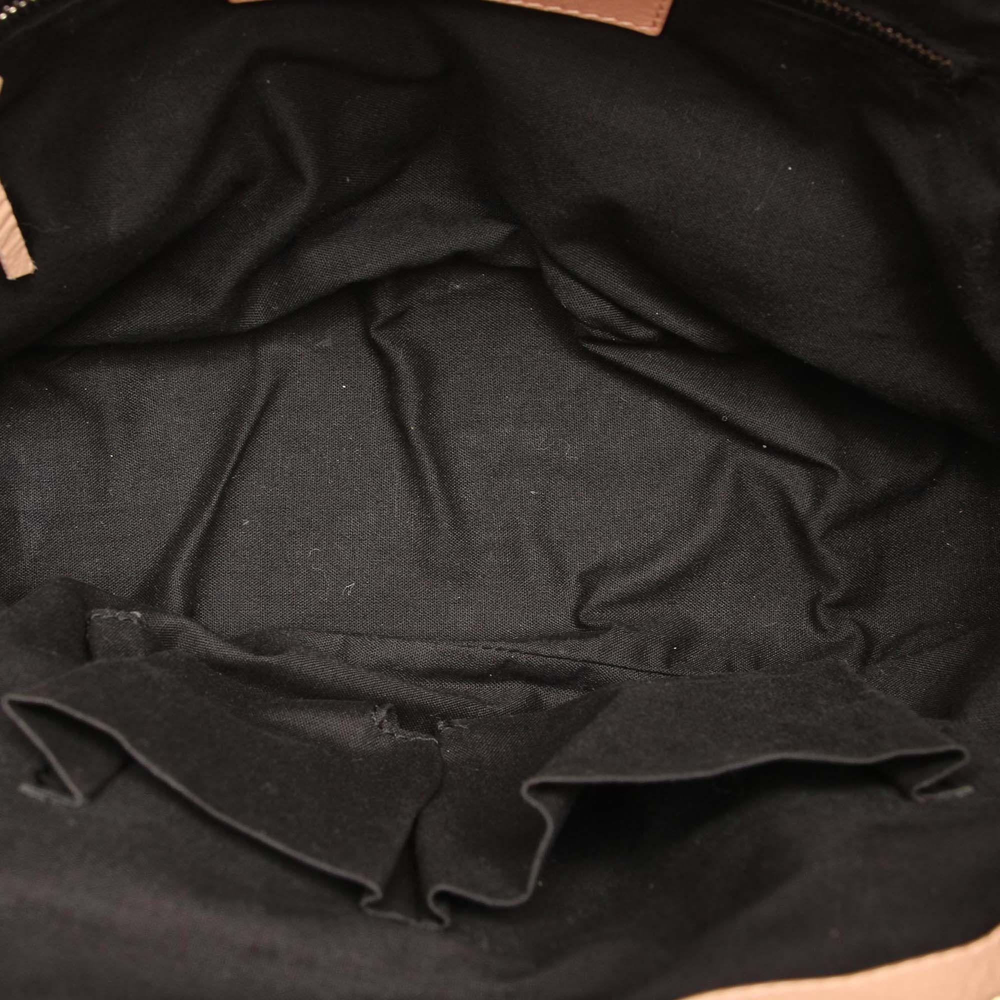 Vintage Balenciaga Motocross Classic City Leather Handbag Brown