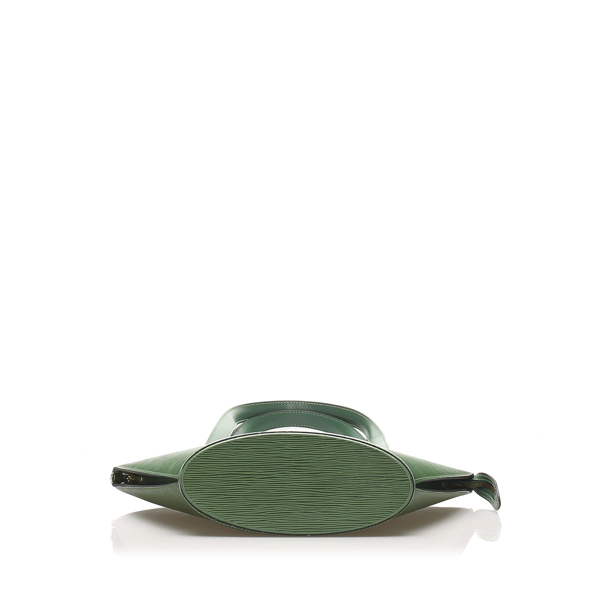 Vintage Louis Vuitton Epi Saint Jacques PM Long Strap Green