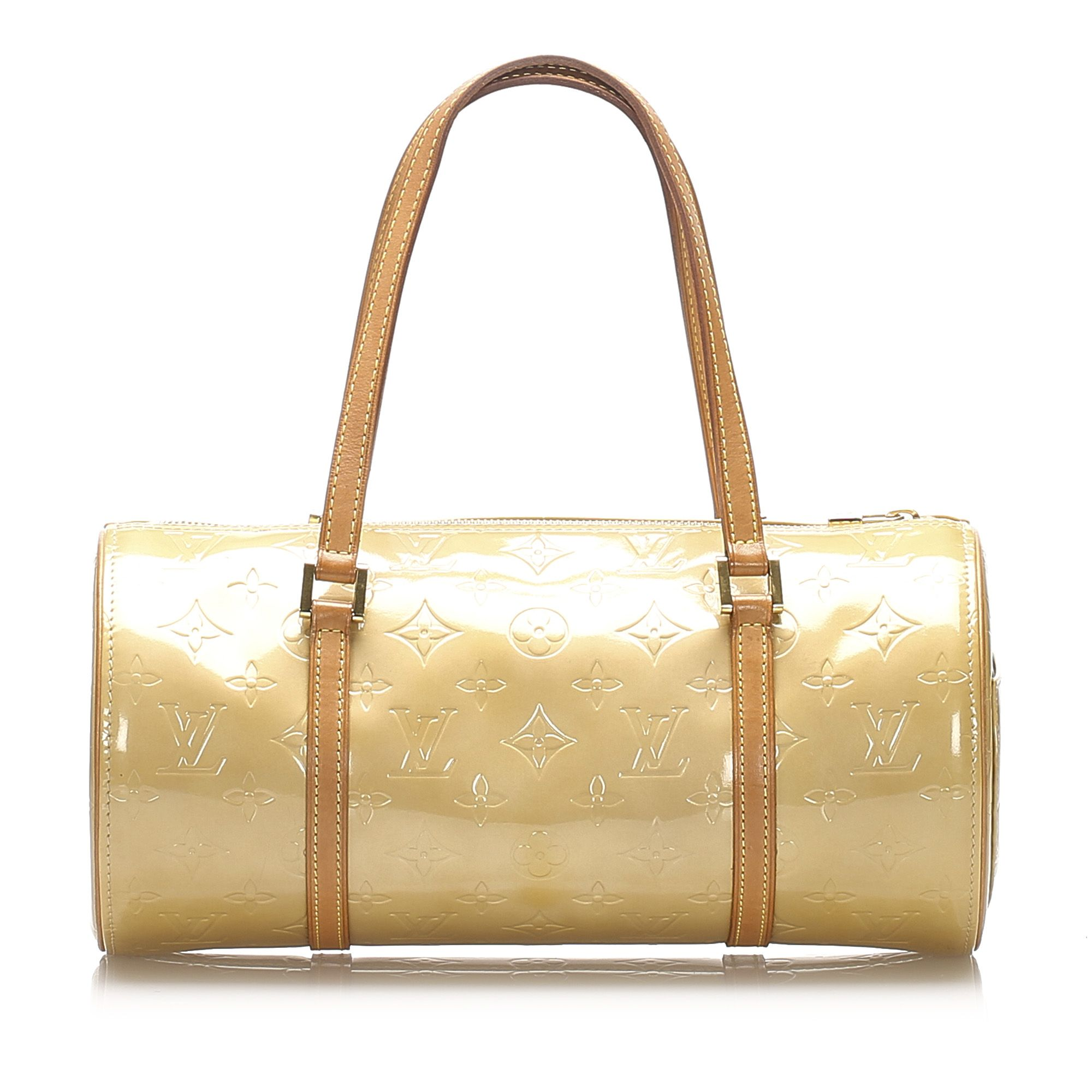 Vintage Louis Vuitton Vernis Bedford Brown