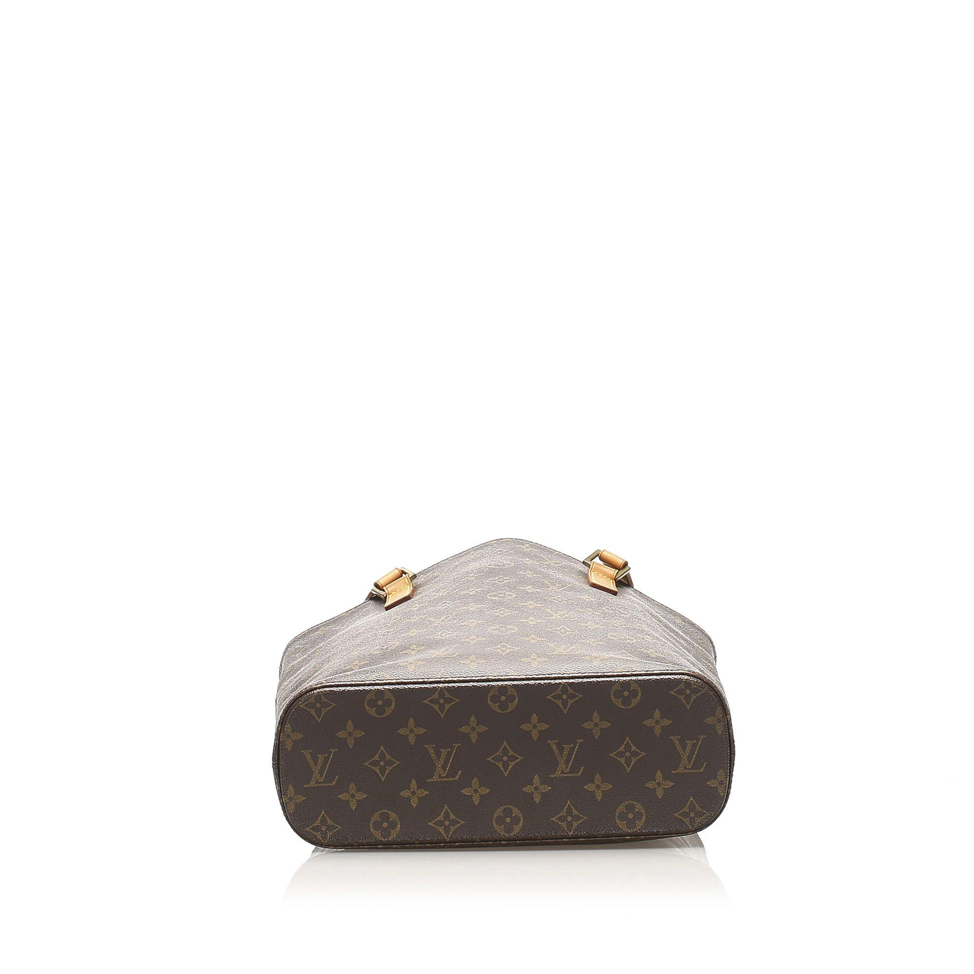 Vintage Louis Vuitton Monogram Vavin GM Brown