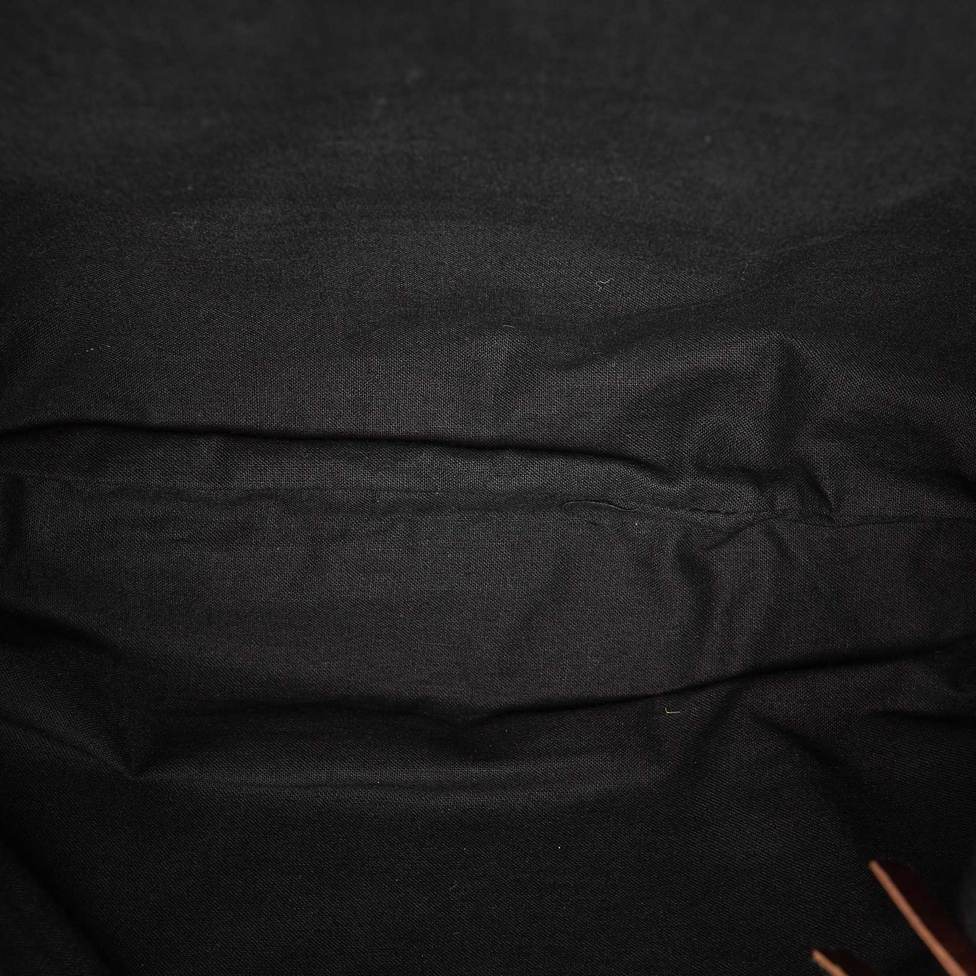 Vintage Balenciaga Motocross Day Leather Crossbody Bag Brown