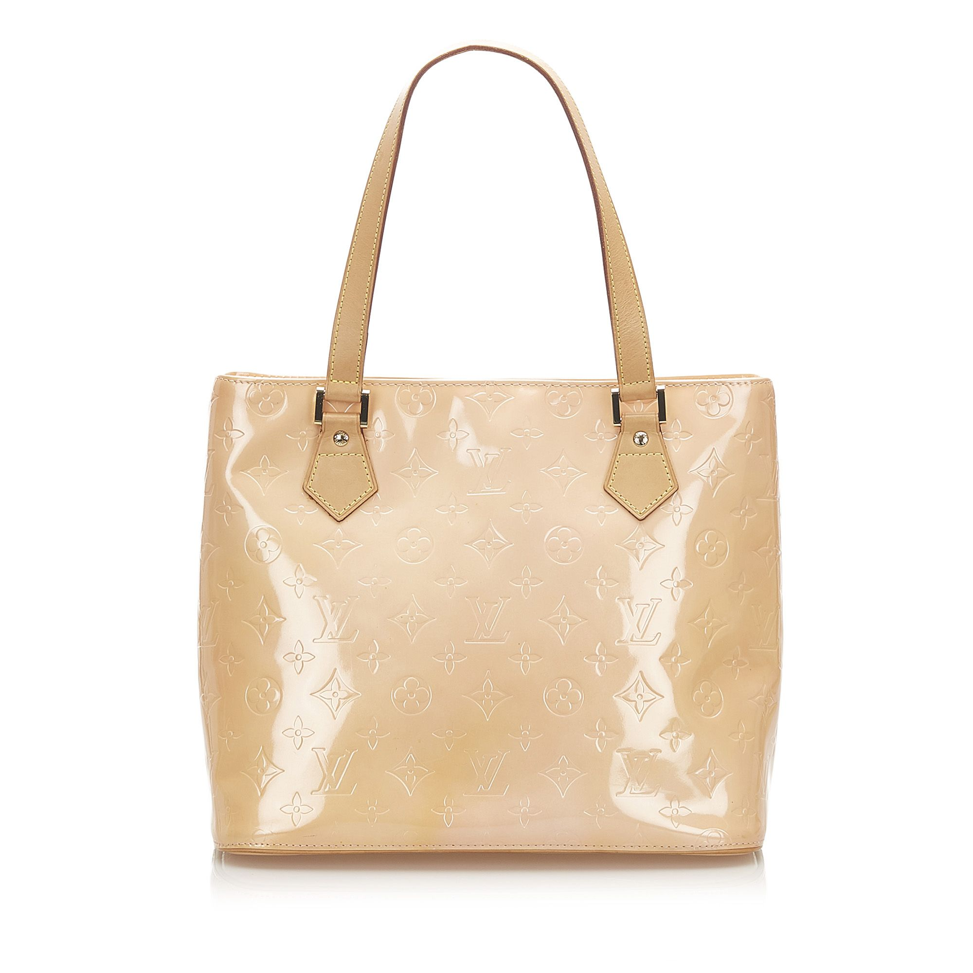 Vintage Louis Vuitton Vernis Houston Pink