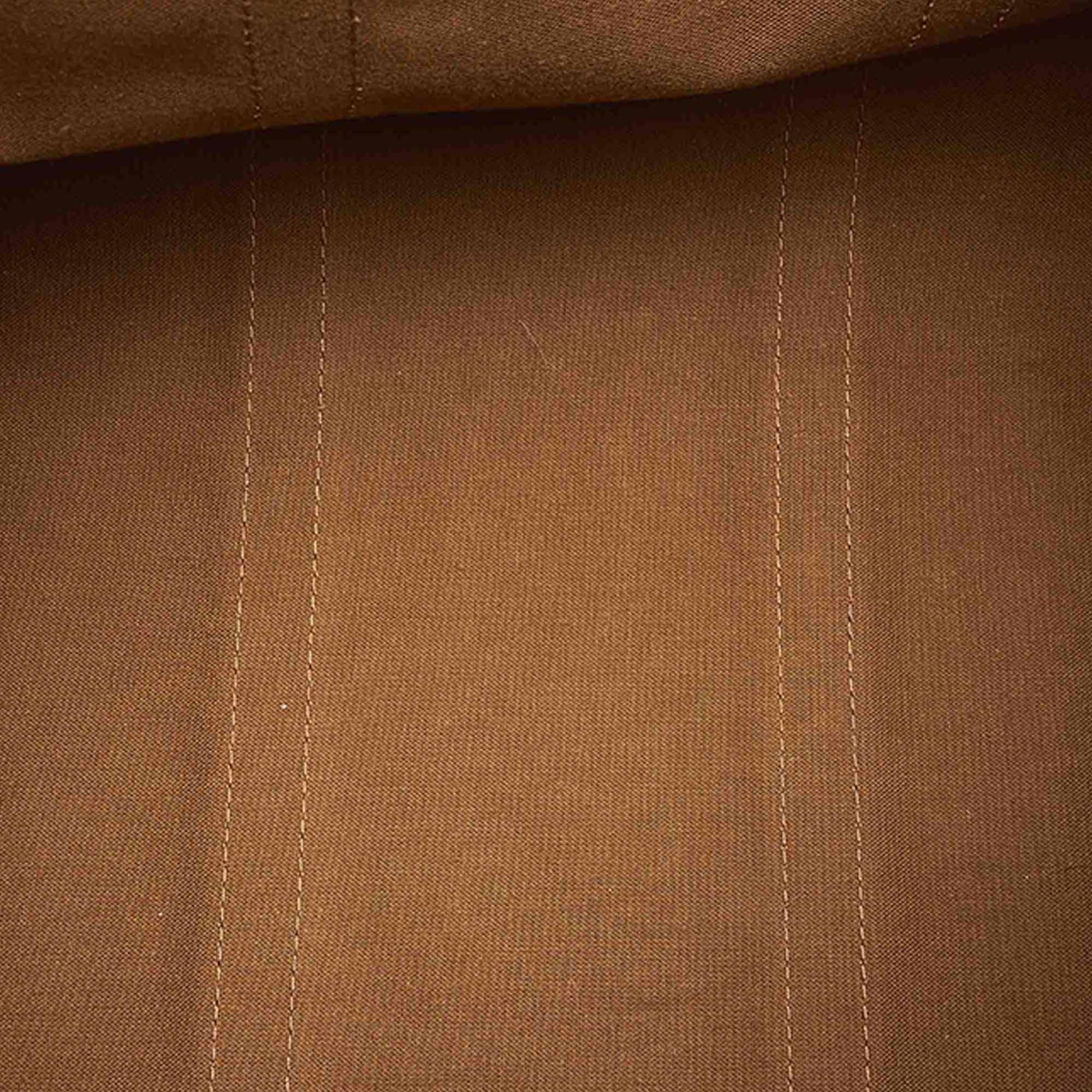 Vintage Louis Vuitton Monogram Keepall 50 Brown
