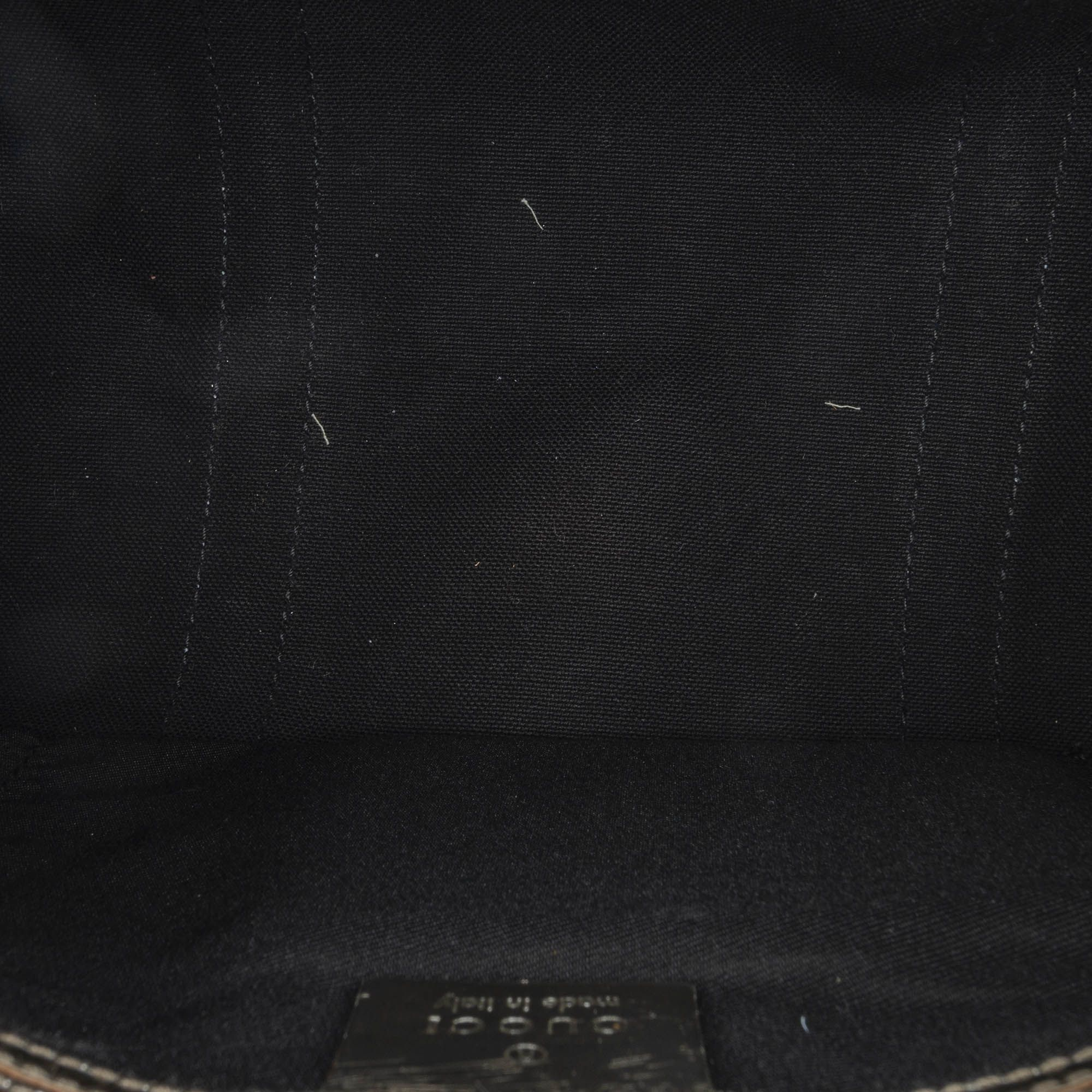 Vintage Gucci GG Supreme Joy Boston Bag White