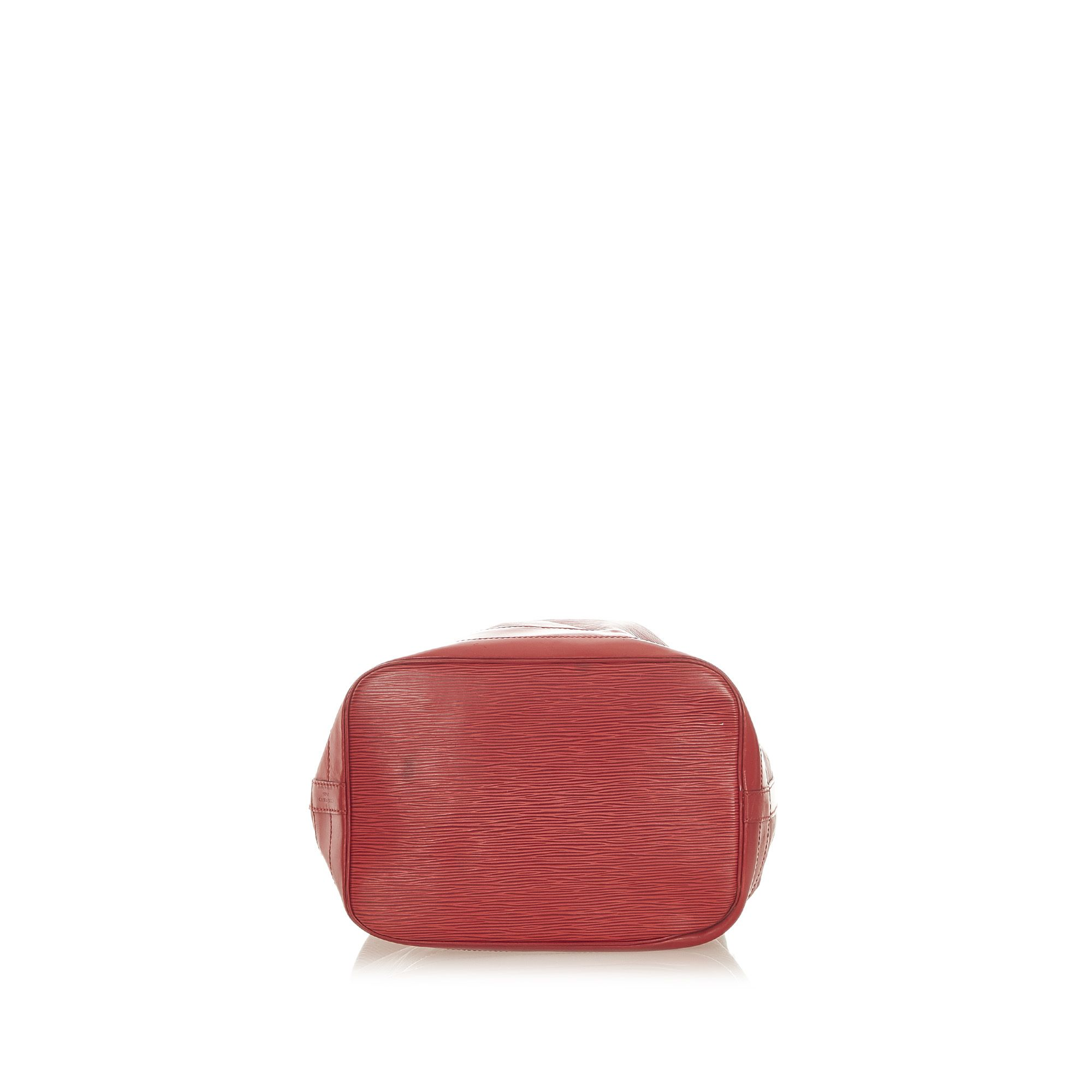 Vintage Louis Vuitton Epi Noe Red