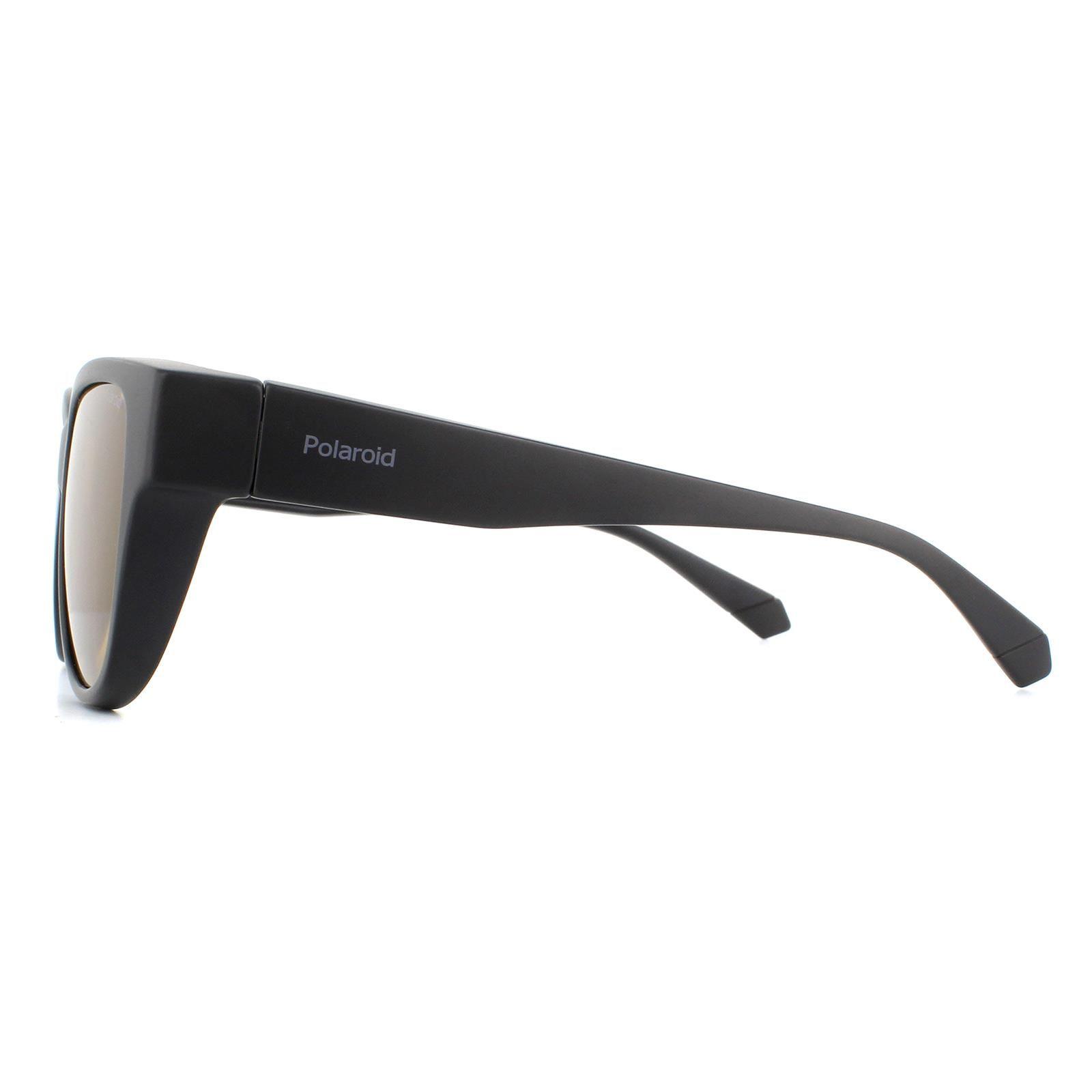 Polaroid Suncovers Sunglasses PLD 9013/S 003 MU Black Yellow Polarized