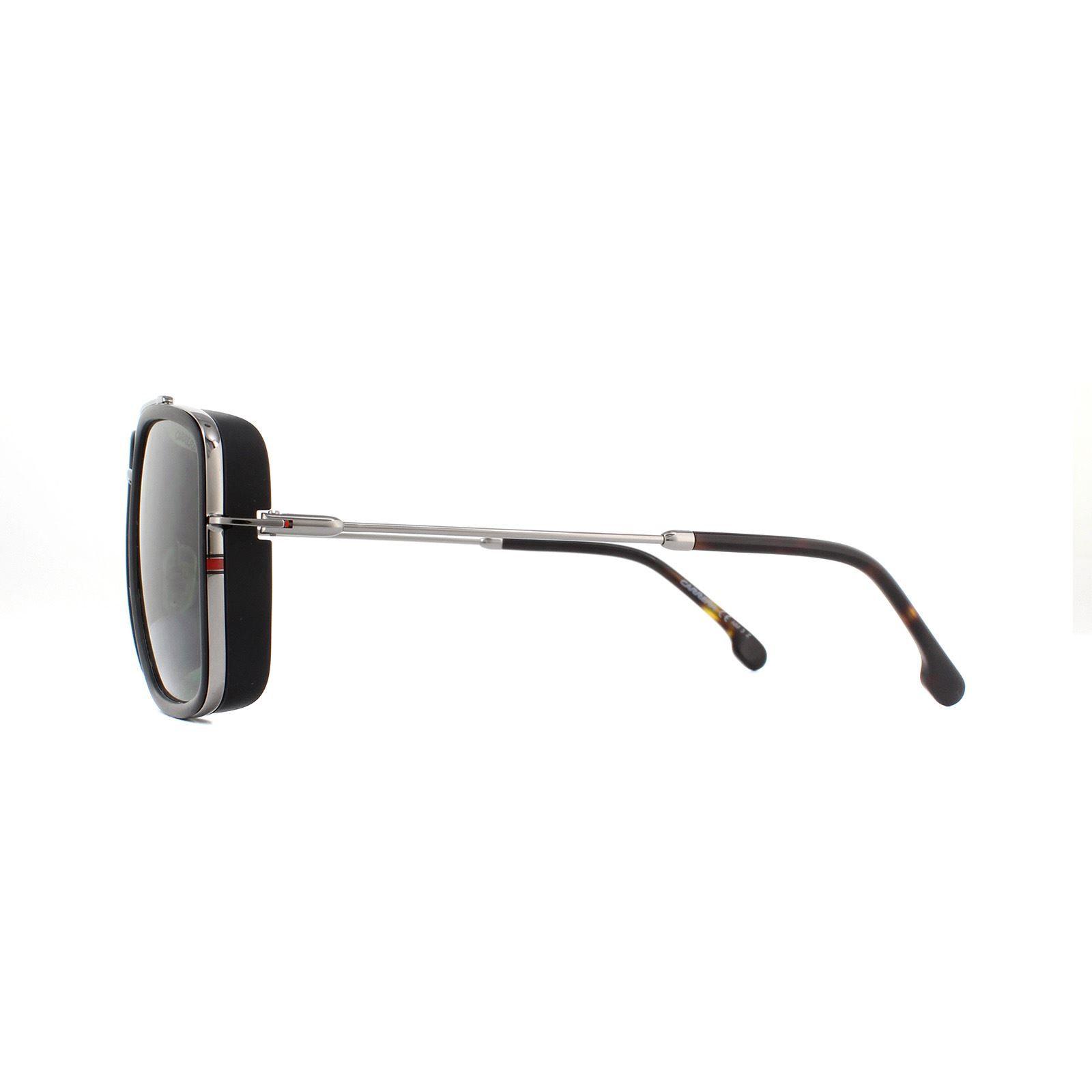 Carrera Sunglasses 207/S 6LB UC Ruthenium Green Polarized