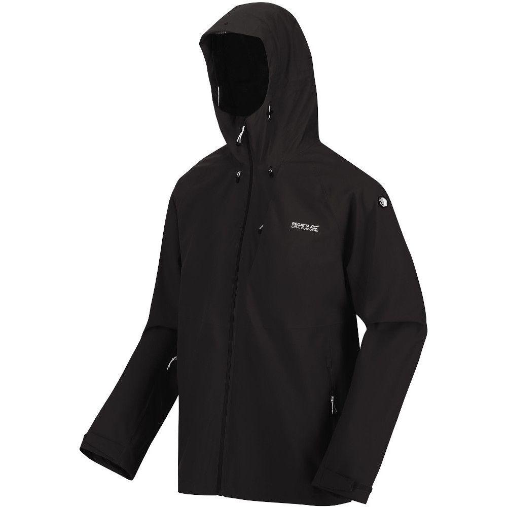 Regatta Mens Britedale Waterproof Breathable Jacket Coat