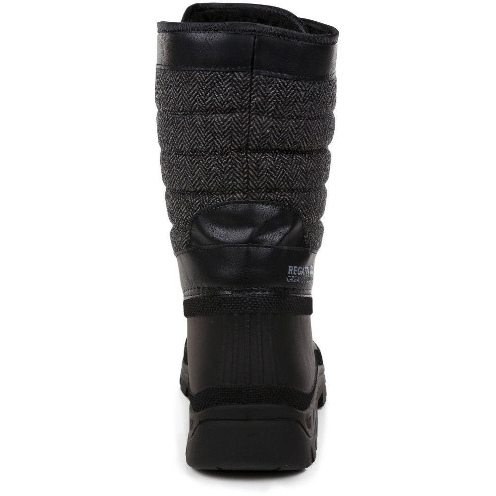 Regatta Mens Okemo Water Repellent Winter Snow Boots