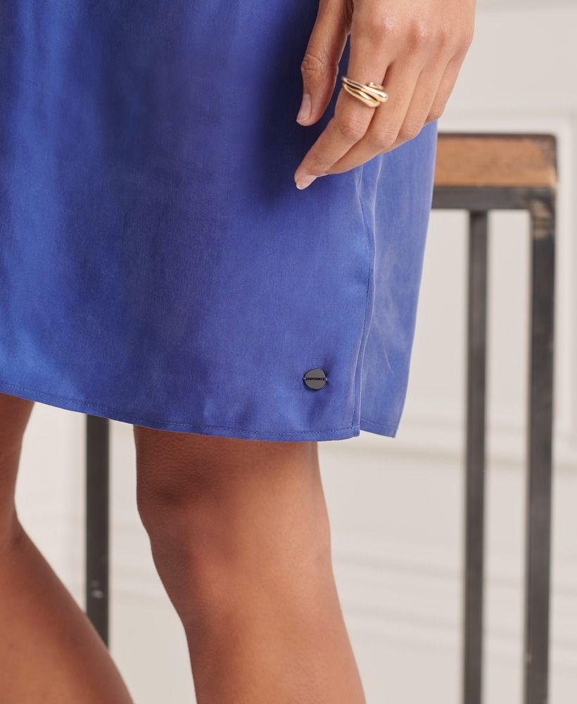 Superdry Cupro Cami Dress