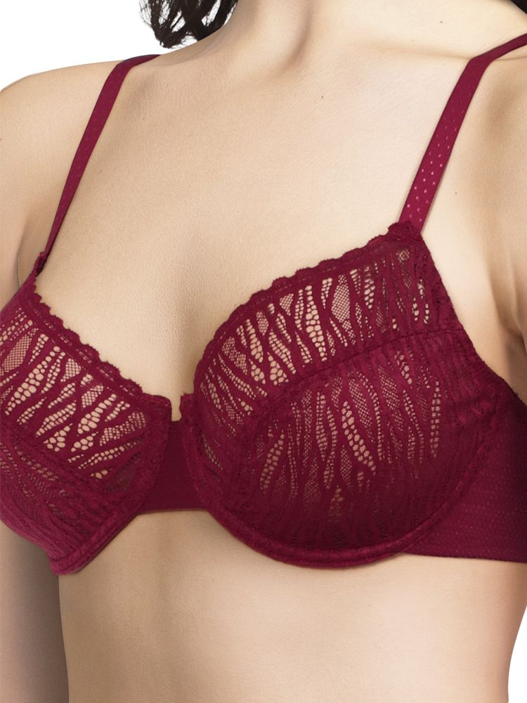 Ironic Underwired Full Cup Bra