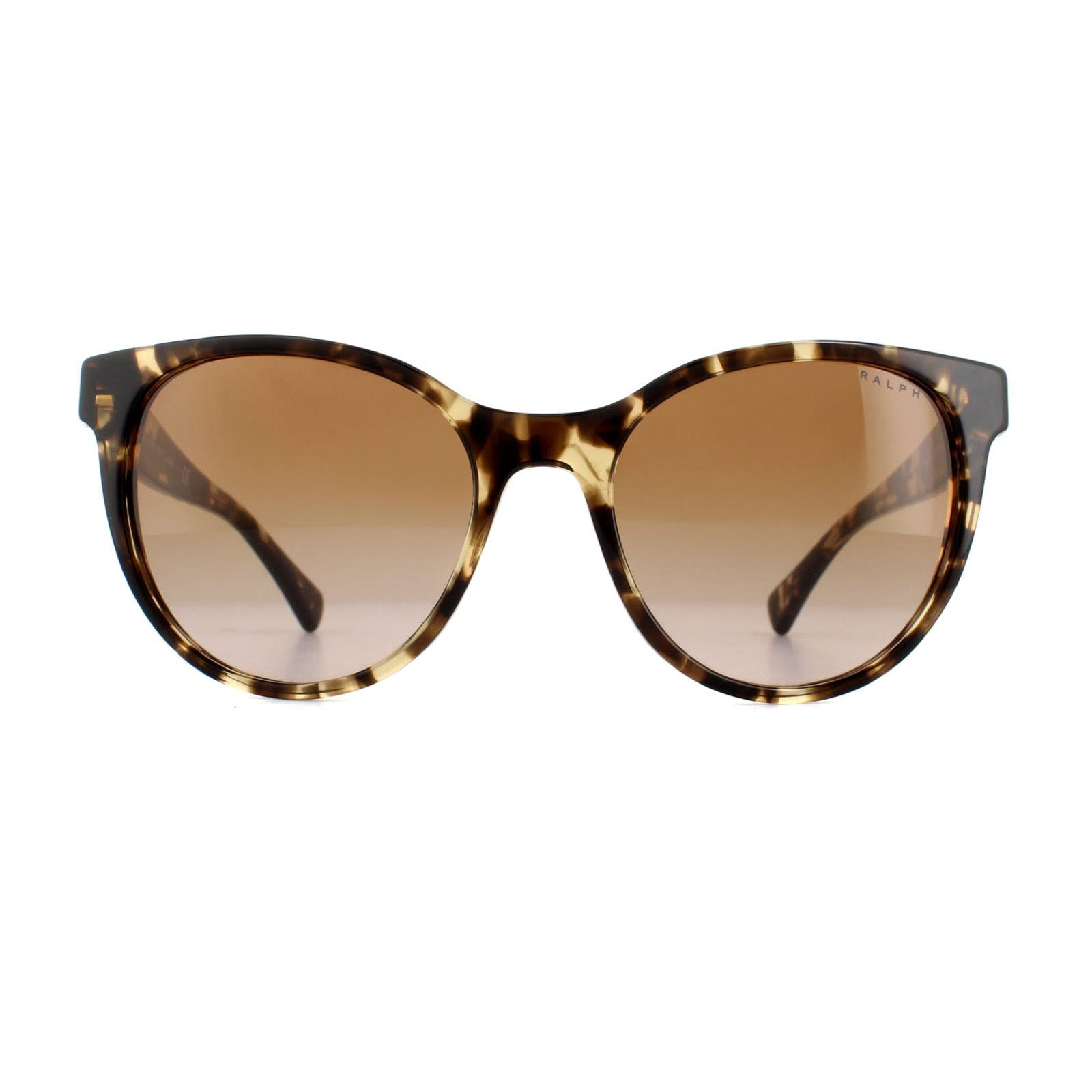 Ralph by Ralph Lauren Sunglasses RA5250 169113 Light Havana Brown Gradient