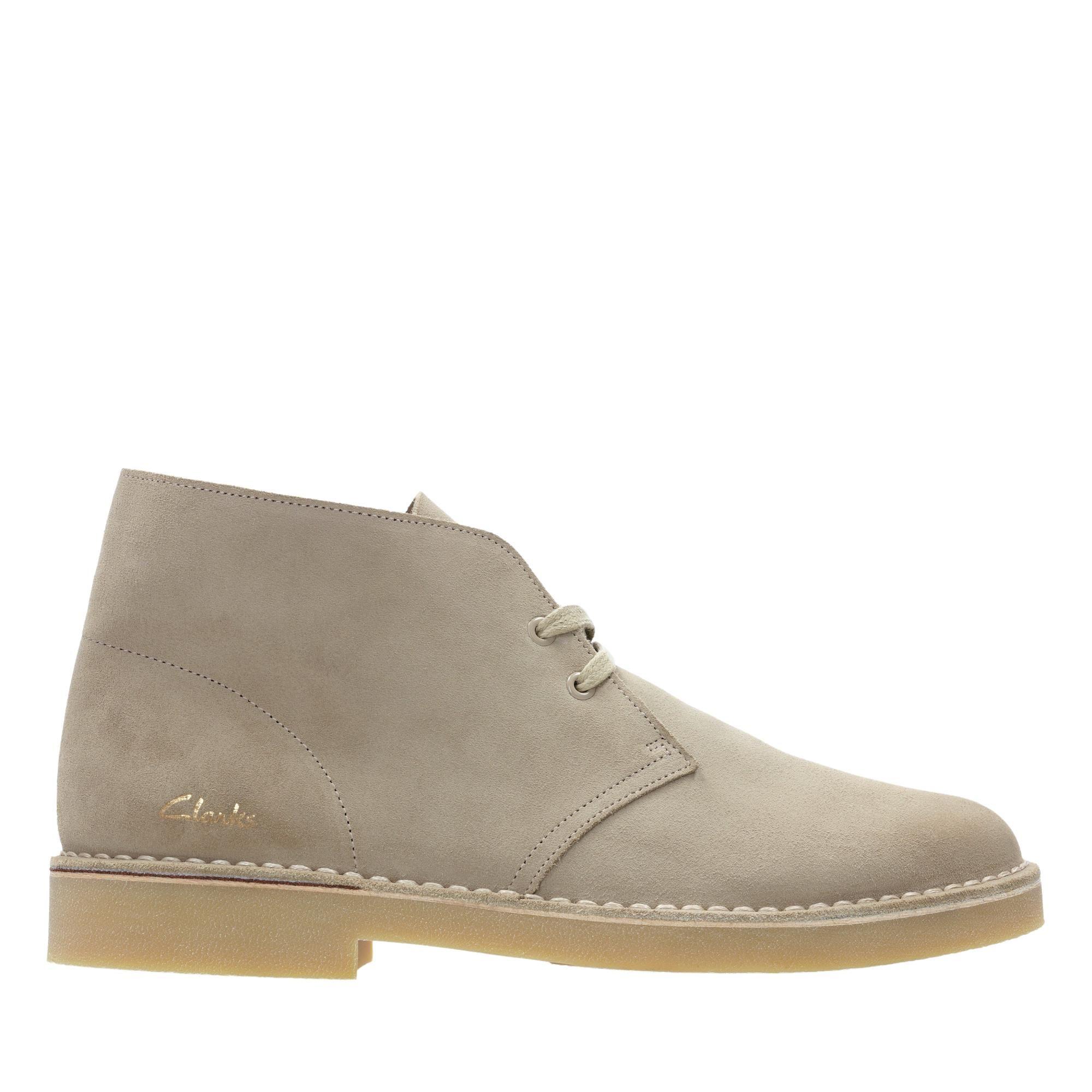 Clarks Desert Boot 2 26155495 Sand Suede