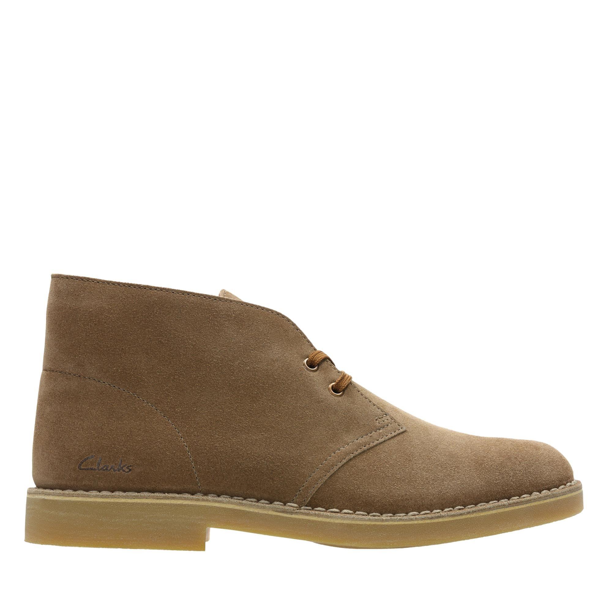Clarks Desert Boot 2 26156375 Cognac Suede