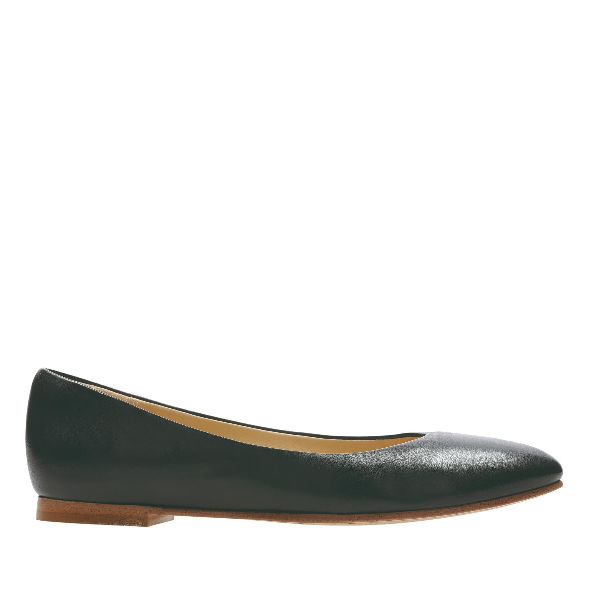 Clarks Grace Piper 26144042 Black Leather