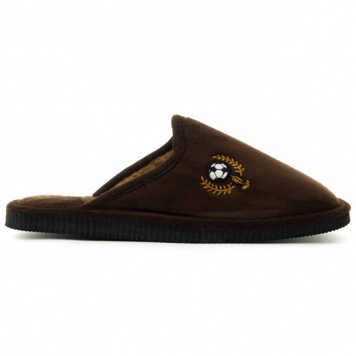 Montevita Comfortable Slipper in Brown