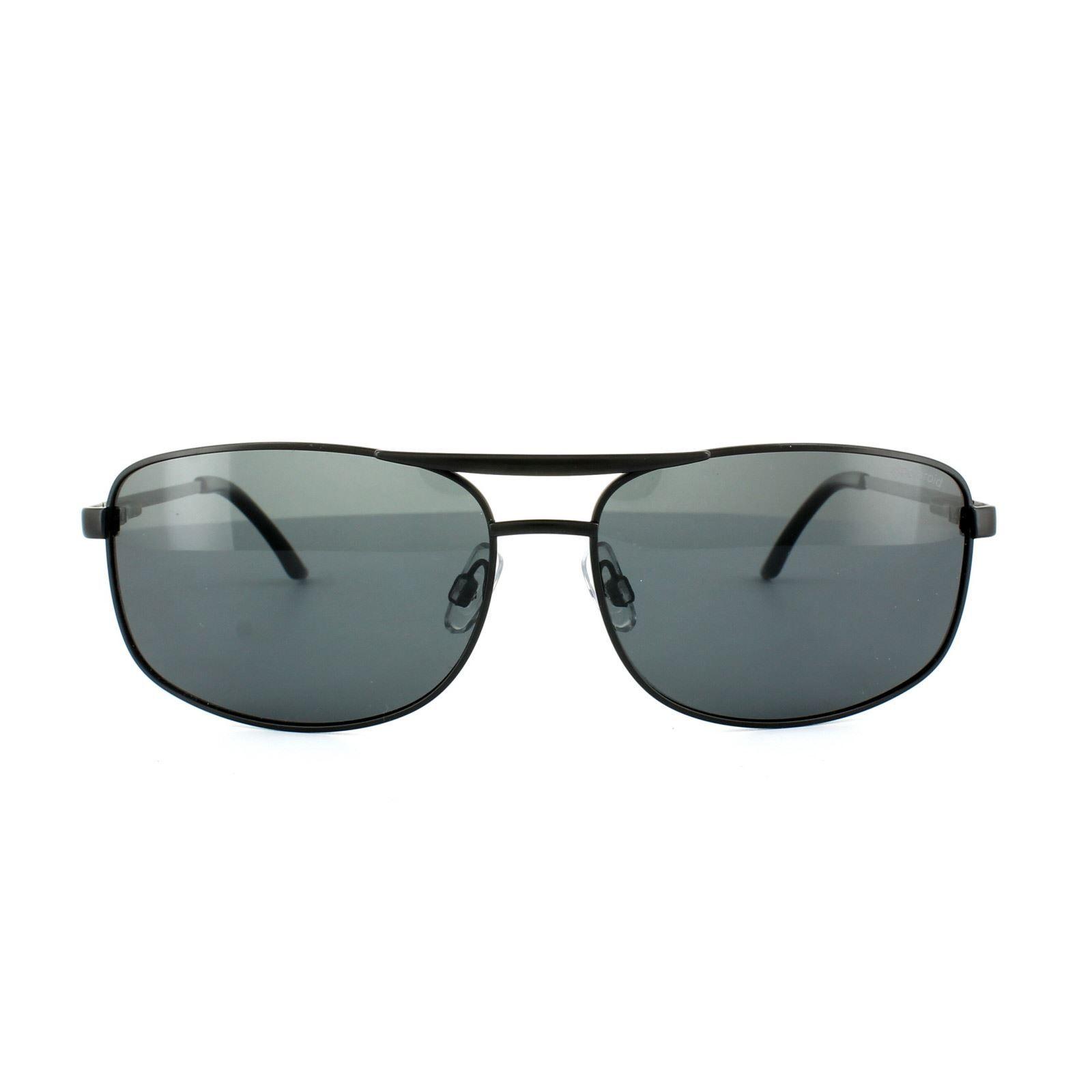 Polaroid Sunglasses 2017/S PDE Y2 Black Grey Polarized
