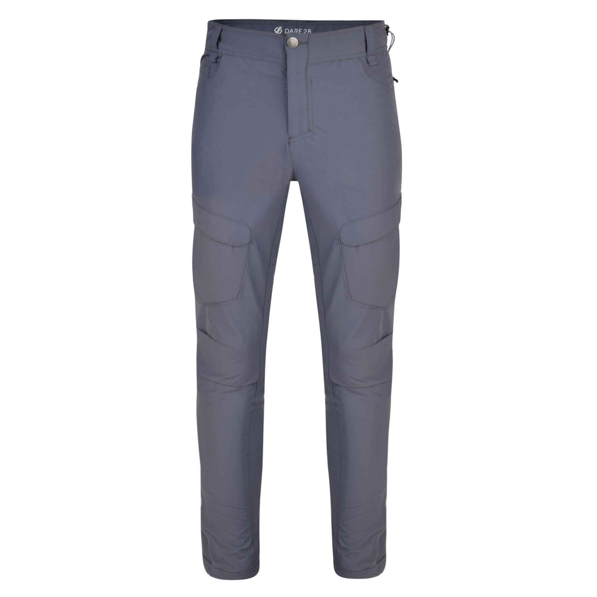 Dare 2B Mens Tuned In II Walking Trousers (Quarry Grey)