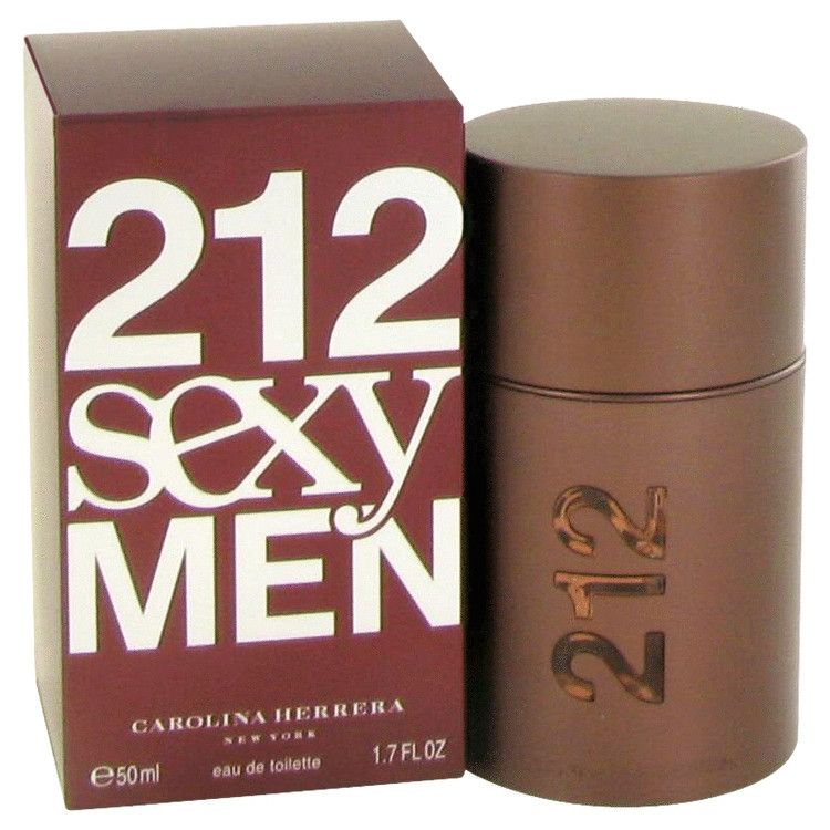 212 Sexy Eau De Toilette Spray By Carolina Herrera 50 ml