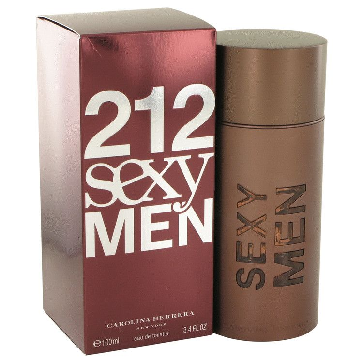 212 Sexy Eau De Toilette Spray By Carolina Herrera 100 ml