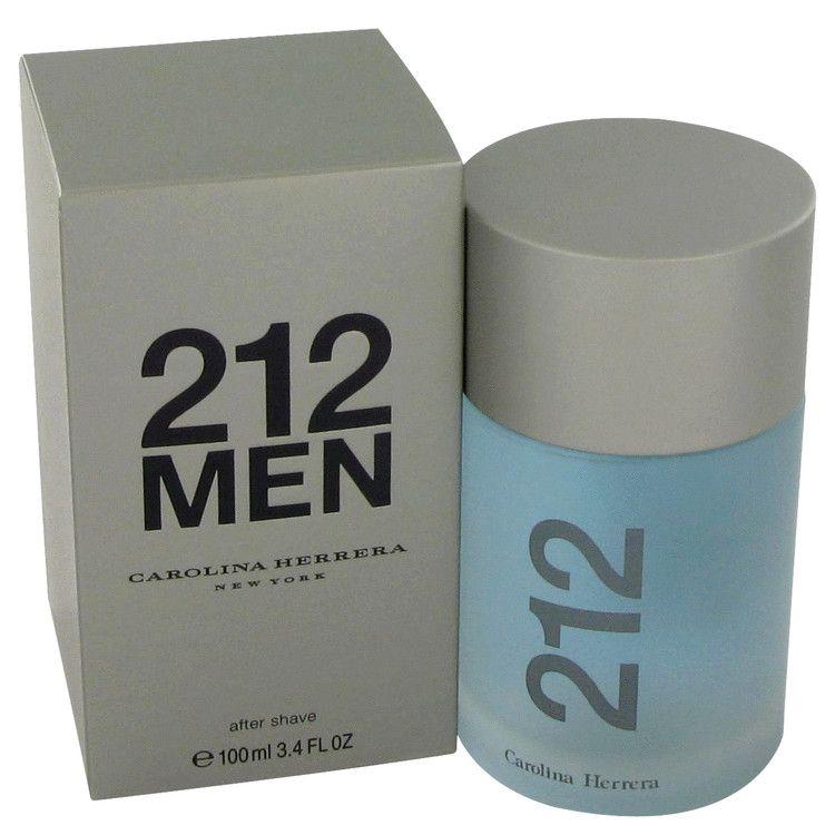 212 After Shave By Carolina Herrera 100 ml