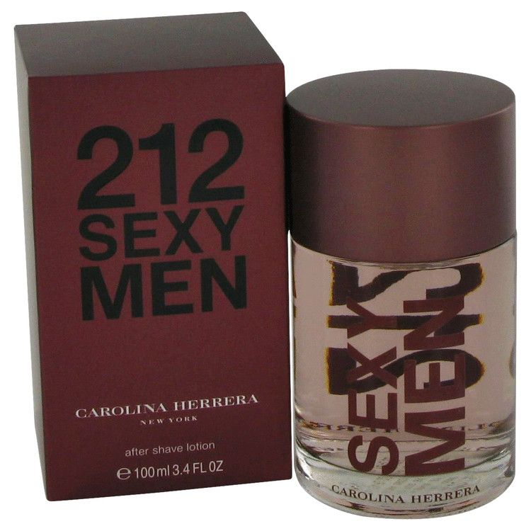 212 Sexy After Shave By Carolina Herrera 100 ml