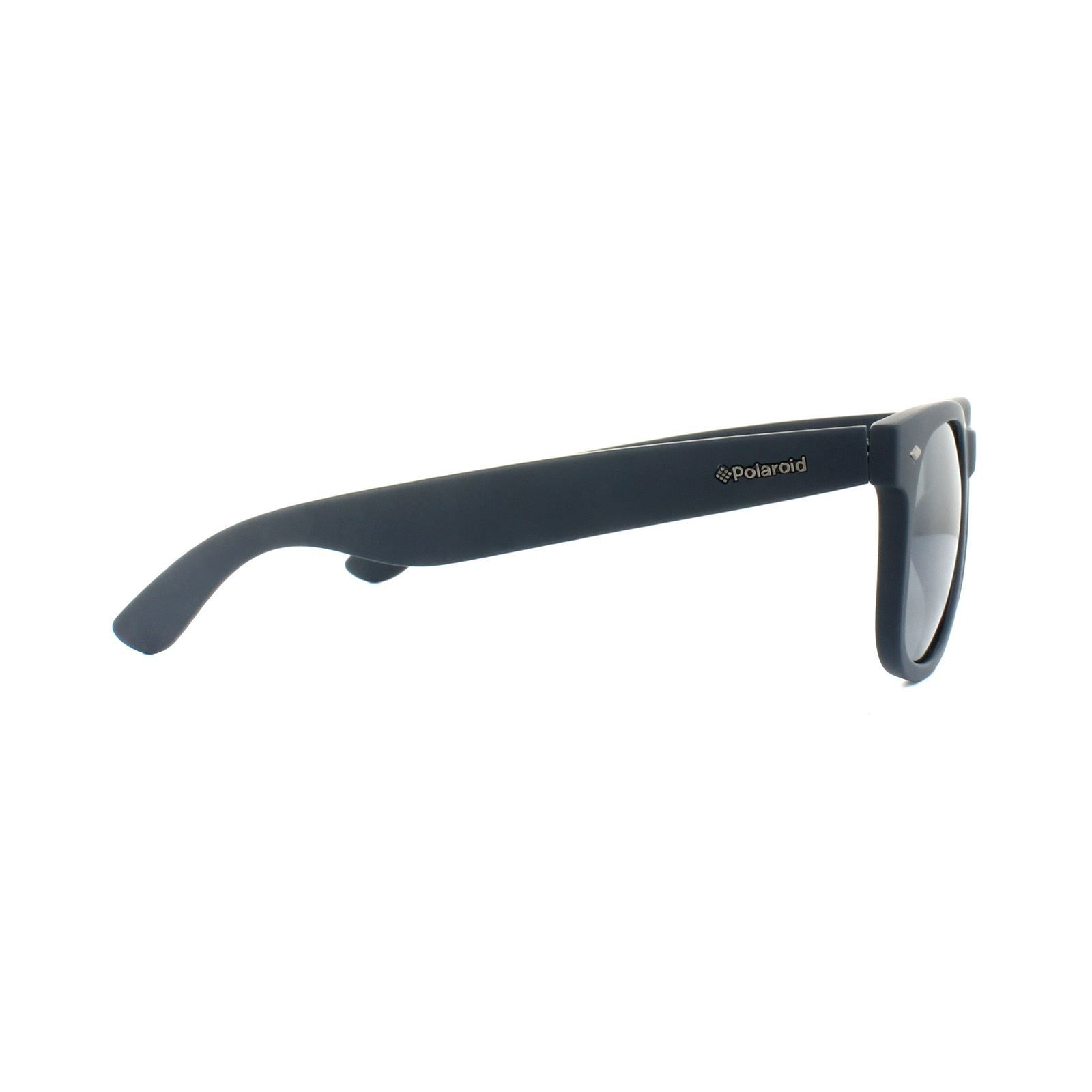 Polaroid Sunglasses PLD 1016/S MY7 JB Dark Blue Grey Mirror Polarized