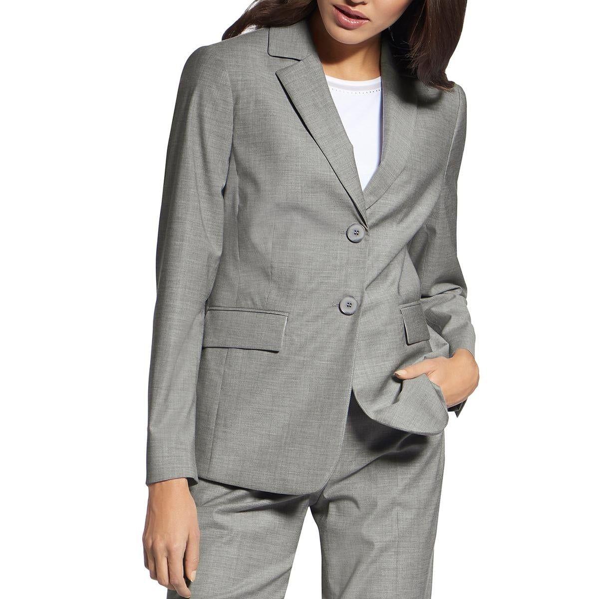 Grey Suit Jacket