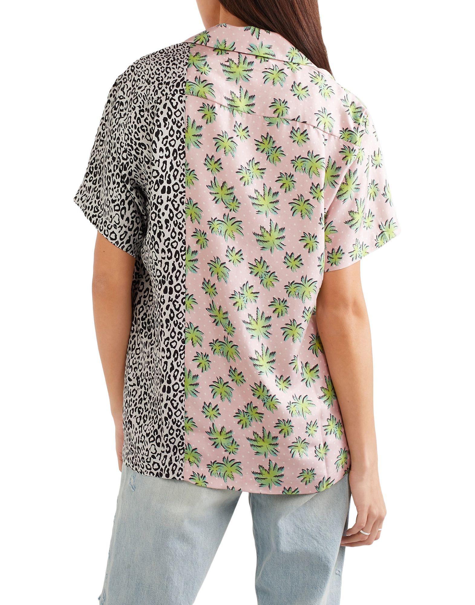 Amiri Women's Shirts Silk