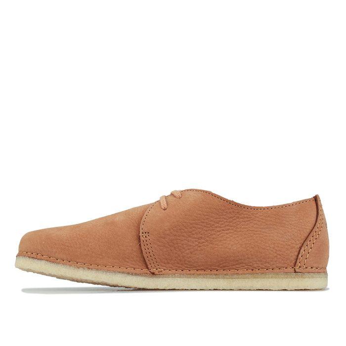Women's Clarks Originals Ashton Shoes in Tan