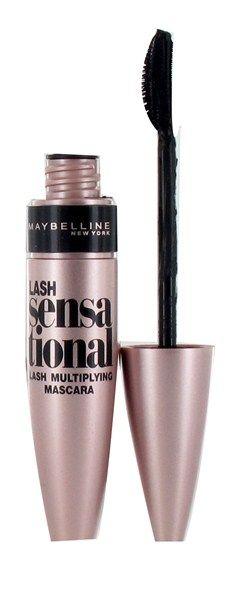3 x Maybelline Lash Sensational Lash Multiplying Mascara Black 9.5ml New