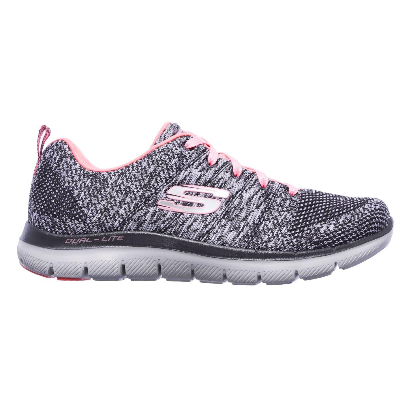 Skechers Womens Flex Appeal 2 Energy Trainers Ladies Runners Shoes Sneakers