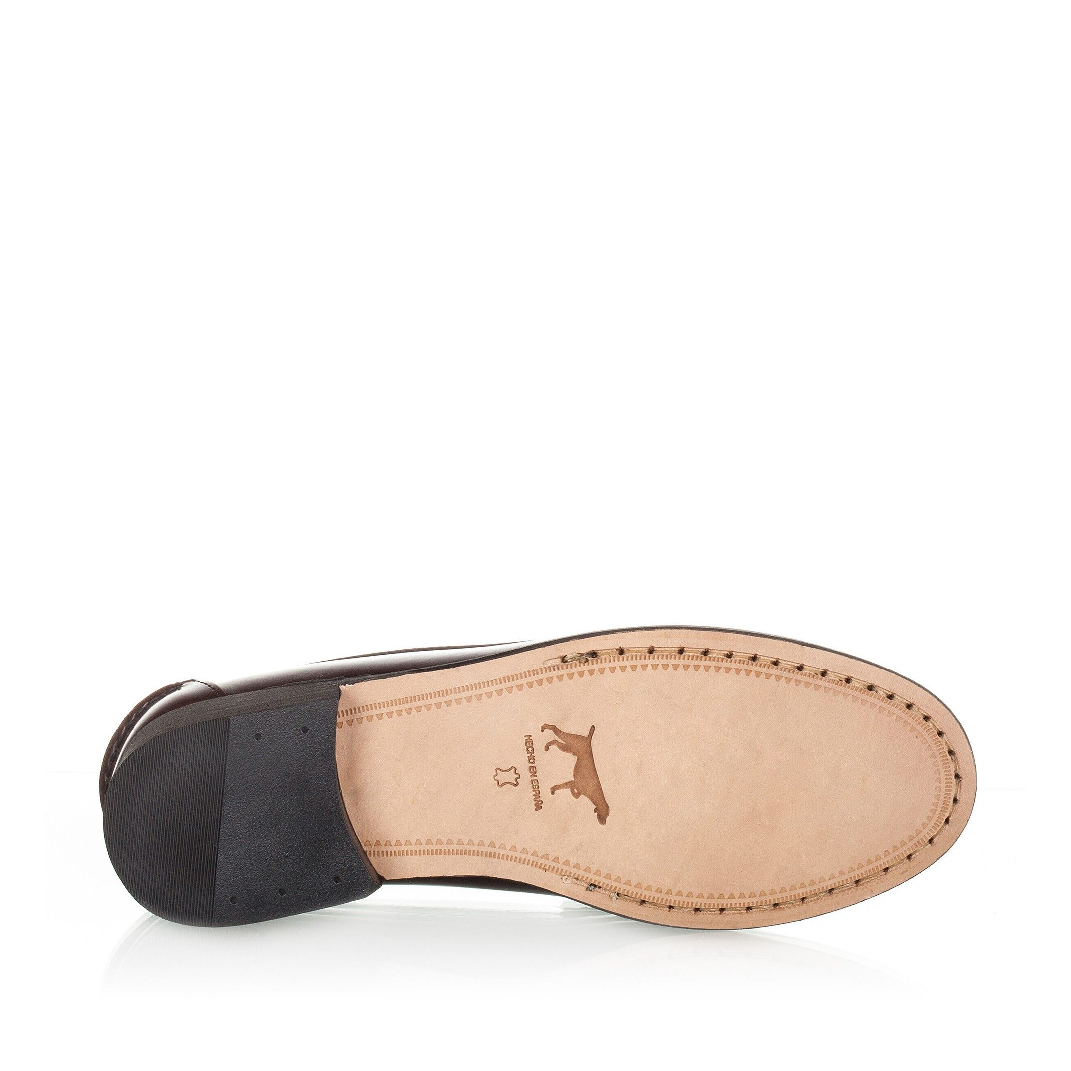 Castellanisimos Leather Moccasins with Mask Elegant and Comfortable Classic Shoes
