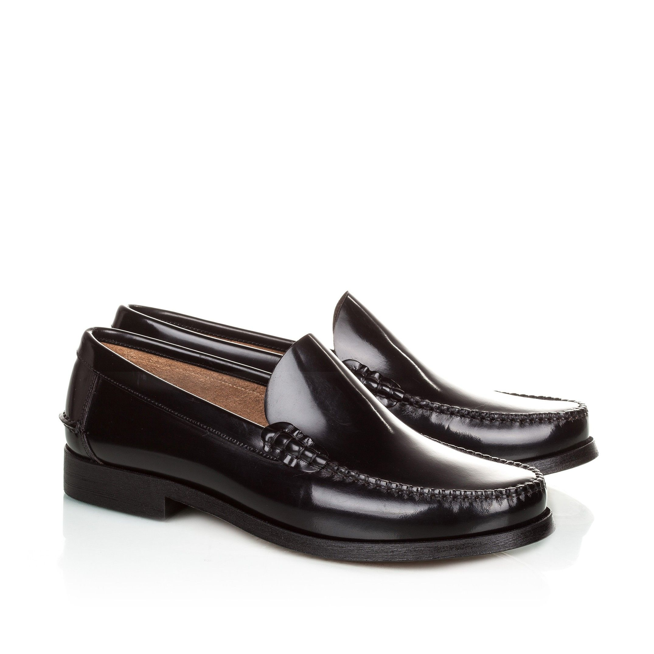 Castellanisimos Leather Moccasins Elegant and Comfortable Classic Shoes