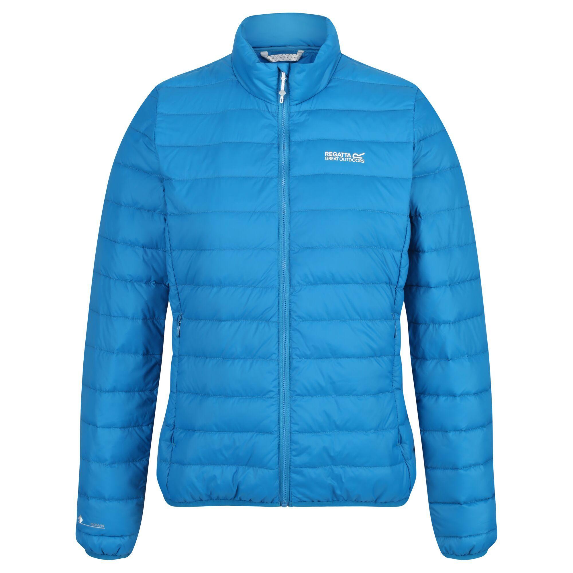 Regatta Womens/Ladies Whitehill Jacket (Petrol Blue)
