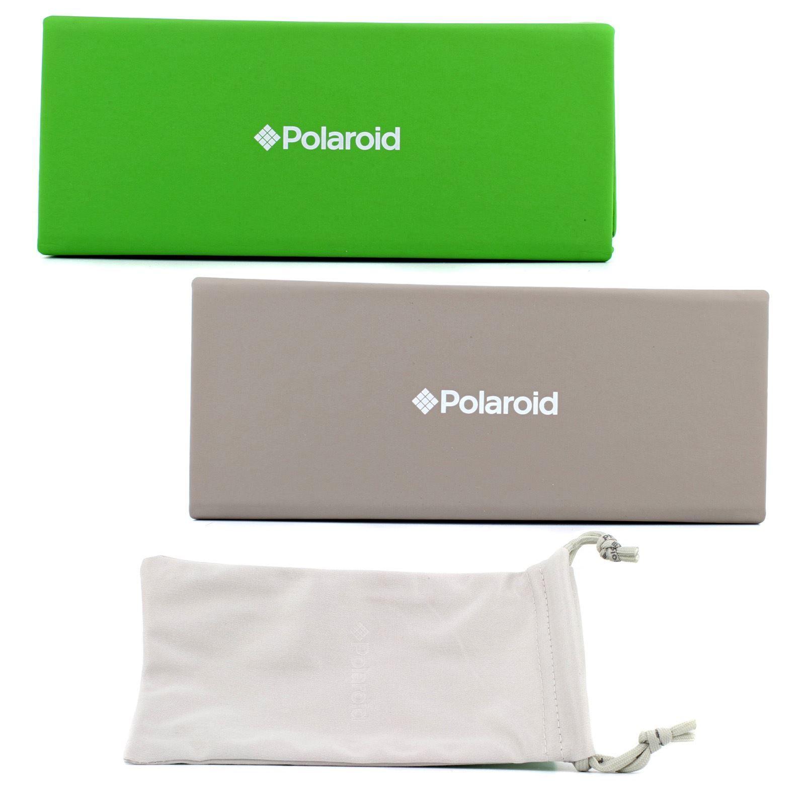 Polaroid Sport Sunglasses 07886 9CA RC Black Green Polarized